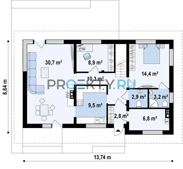 План проекта Z159 - 1