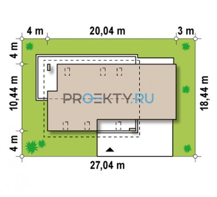 План проекта Z161 - 3