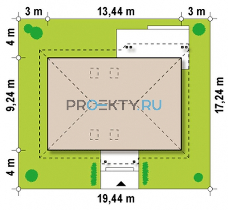 План проекта Z169 - 3