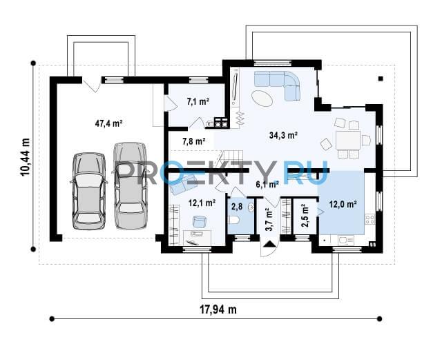 План проекта Z171 - 1