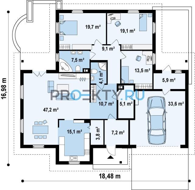 План проекта Z17 - 1