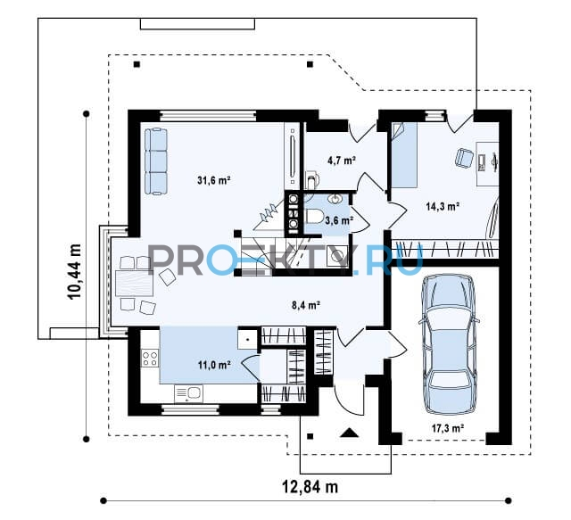 План проекта Z186 - 1