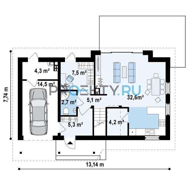 План проекта Z226 - 1