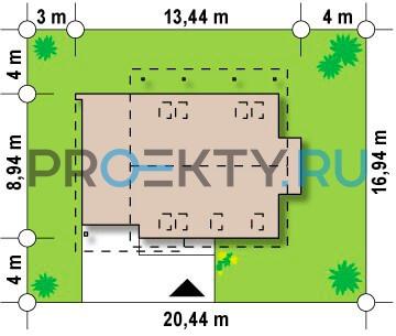 План проекта Z231 - 3