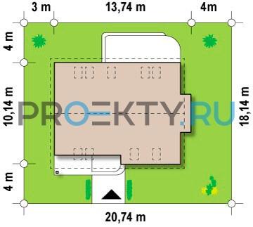 План проекта Z234 - 3