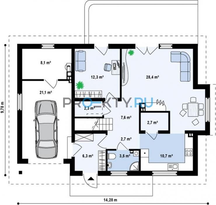 План проекта Z236 - 1