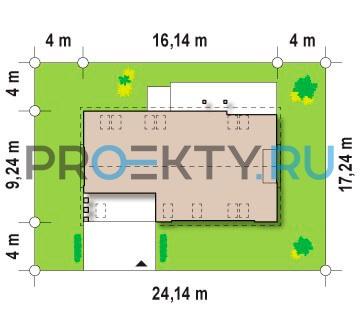 План проекта Z238 - 3