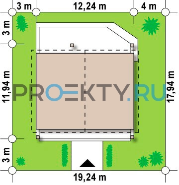 План проекта Z242 - 2