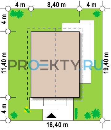 План проекта Z254 - 2