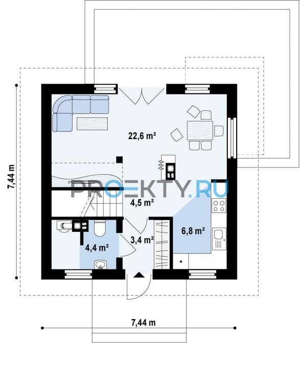 План проекта Z264 - 1
