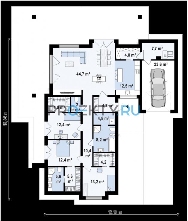 План проекта Z279 - 1