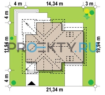 План проекта Z284 - 3
