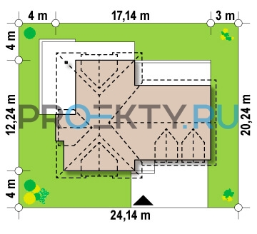 План проекта Z286 - 3