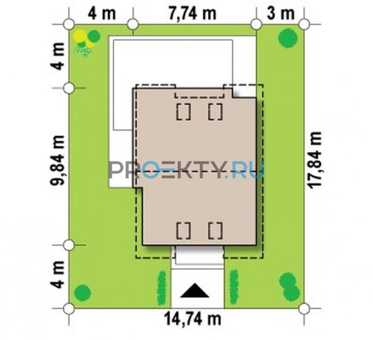 План проекта Z290 - 3