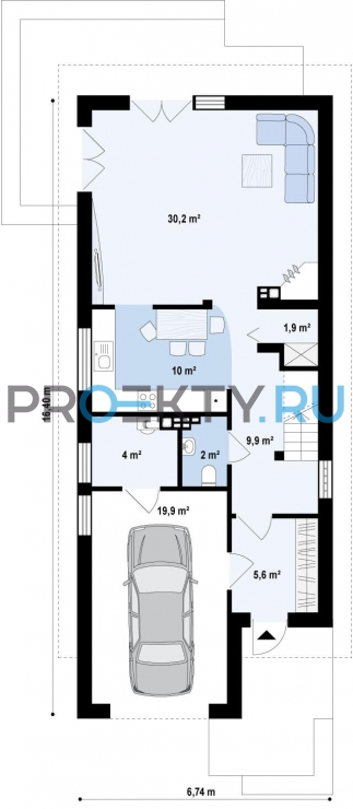 План проекта Z293 - 1
