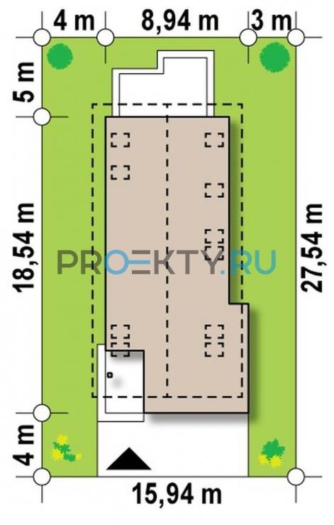 План проекта Z294 - 3