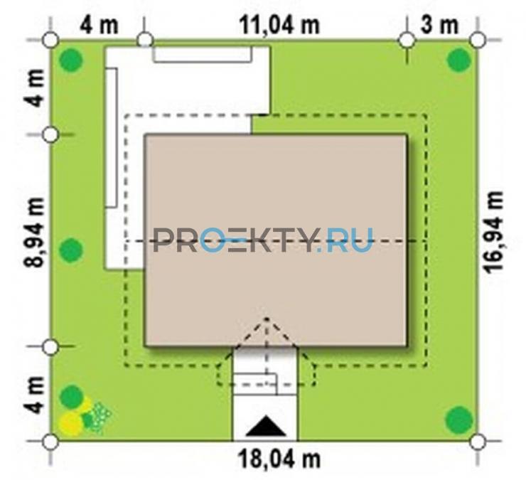 План проекта Z308 - 2