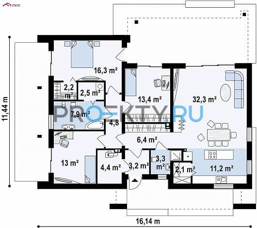 План проекта Z344 - 1