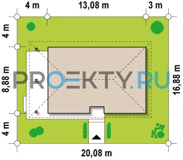 План проекта Z55 - 2