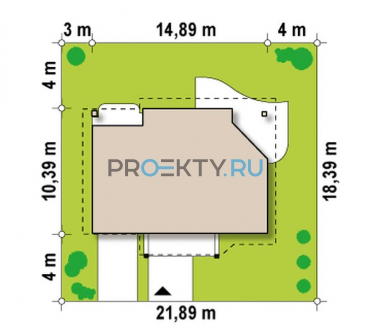 План проекта Z56 - 3
