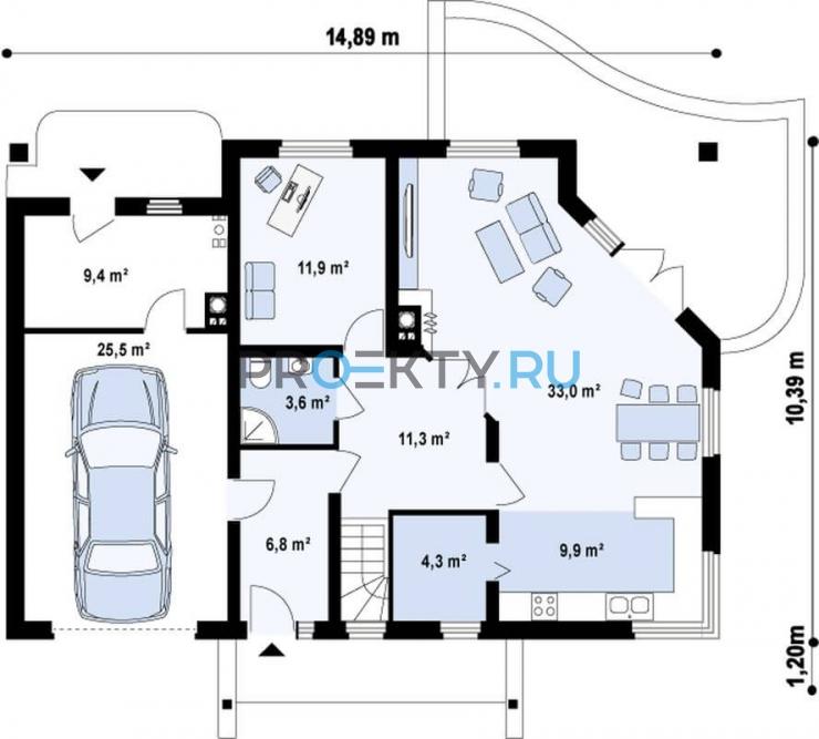 План проекта Z56 - 1