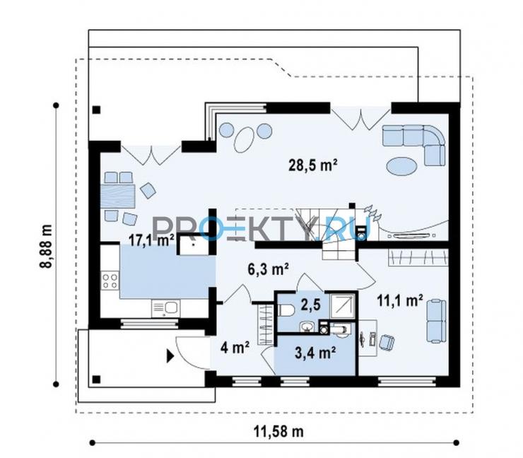 План проекта Z66 - 1