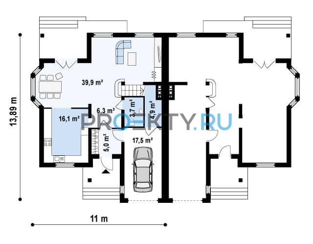 План проекта Zb1 - 2