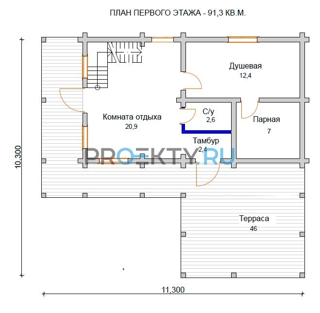 План проекта Царская купель - 1