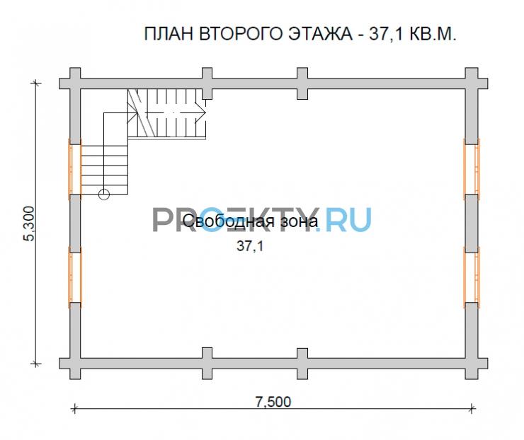 План проекта Царская купель - 2