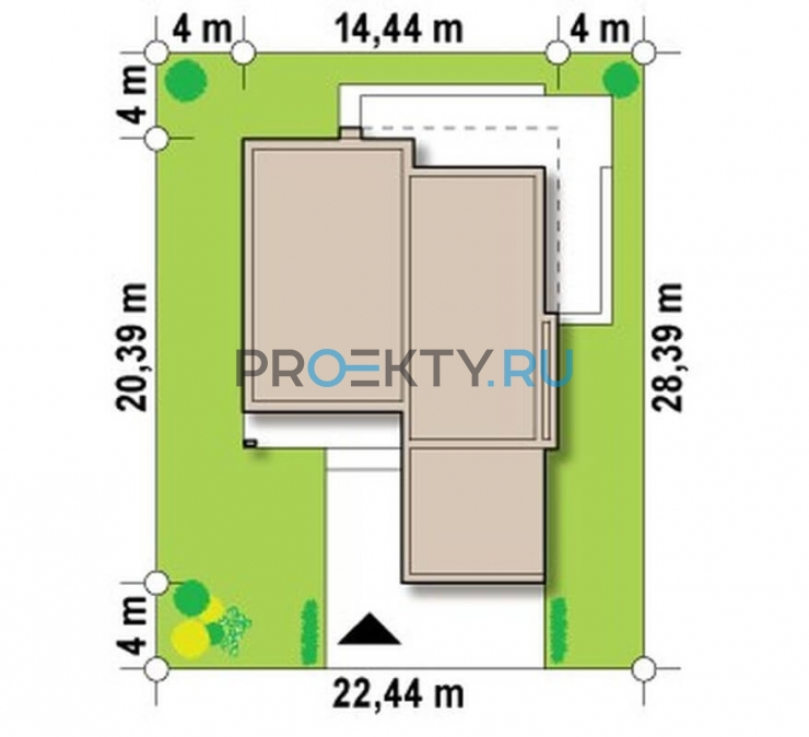 План проекта Zx103 - 2