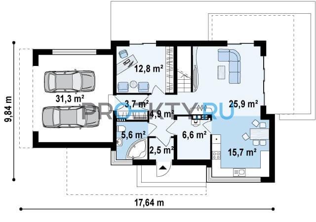 План проекта Zx114 - 1