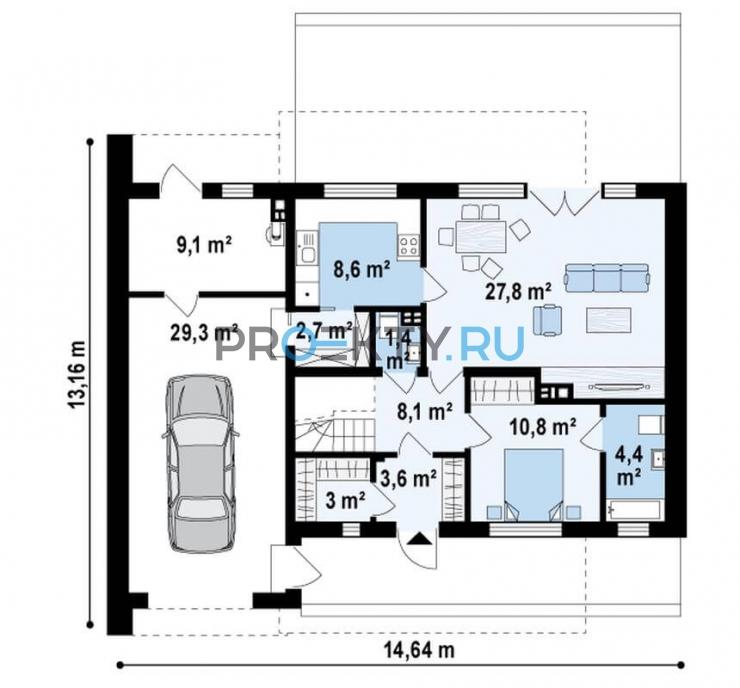 План проекта Zx121 - 1