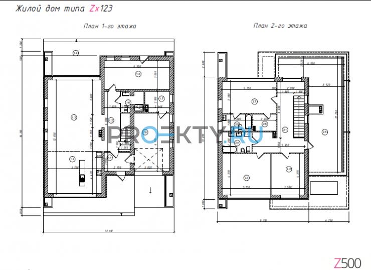 План проекта Zx123 - 3