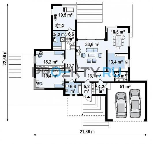 План проекта zx140 - 1