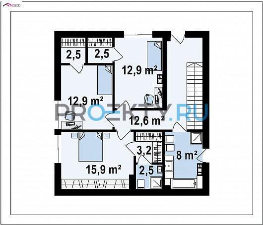 План проекта Zx143 - 2