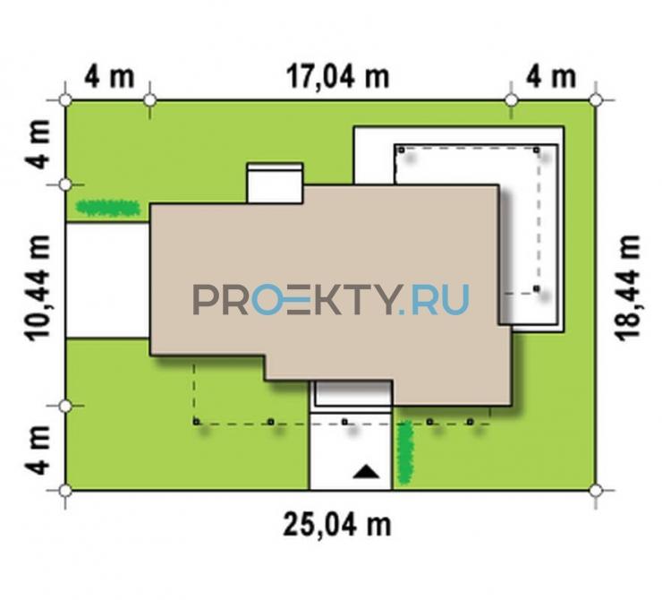 План проекта Zx14 - 3