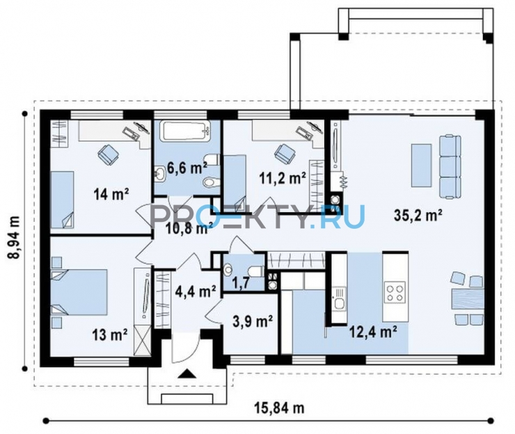 План проекта Zx17 - 1