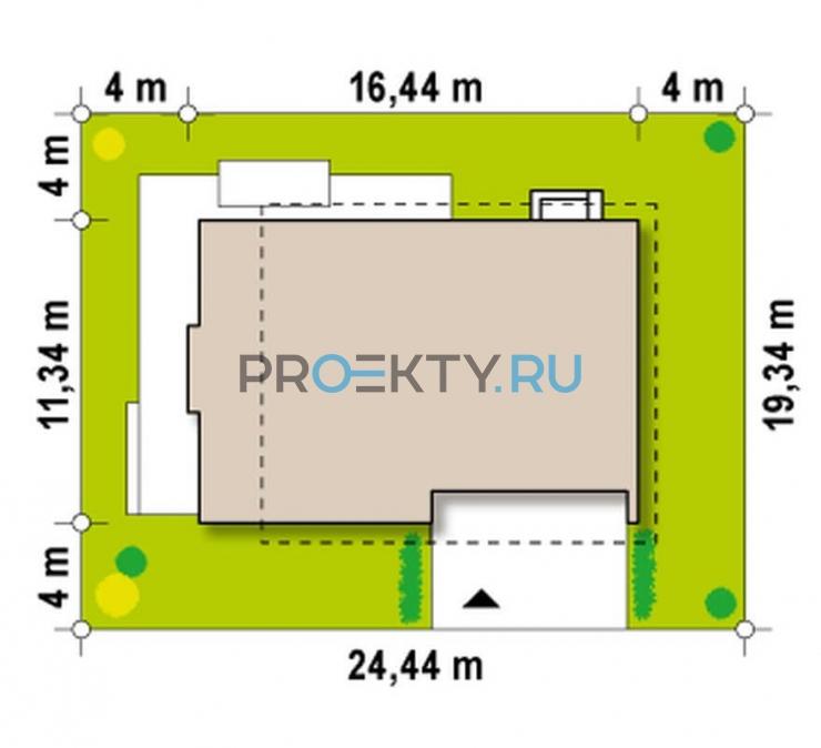 План проекта Zx21 - 3