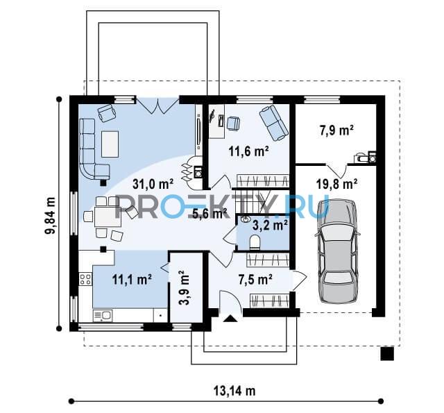План проекта Zx29 - 1