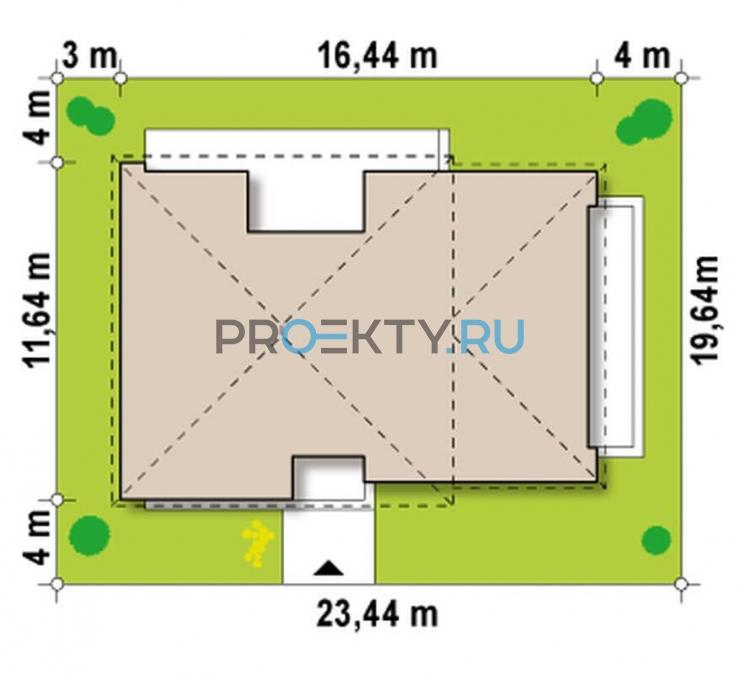 План проекта Zx34 - 2