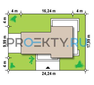 План проекта Zx41 - 1