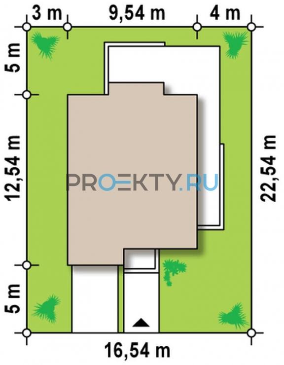 План проекта Zx44 - 3