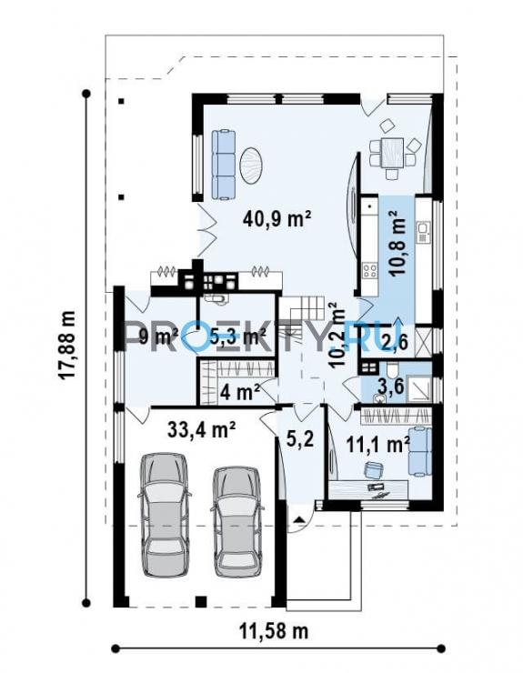 План проекта Zx50 - 1