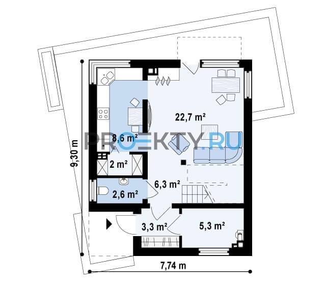 План проекта Zx51 - 1