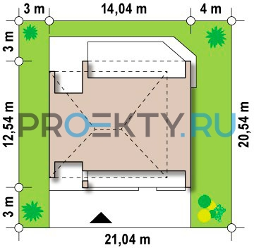 План проекта Zx55 - 3