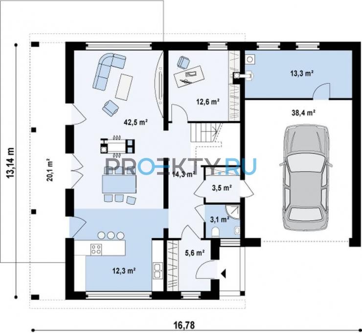 План проекта Zx5 - 1