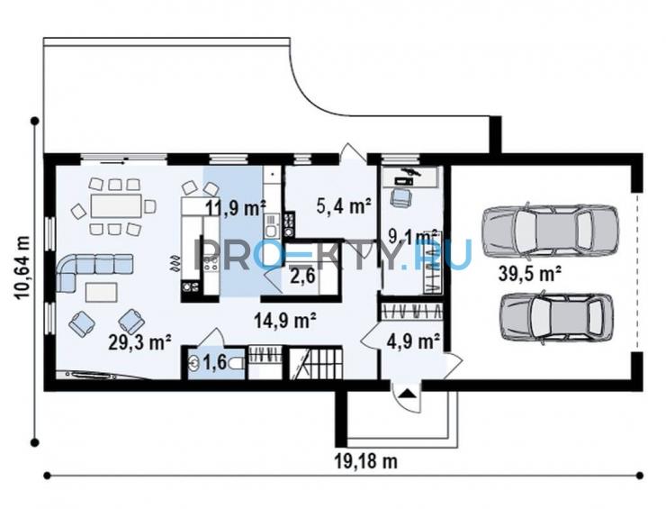 План проекта Zx60 - 1