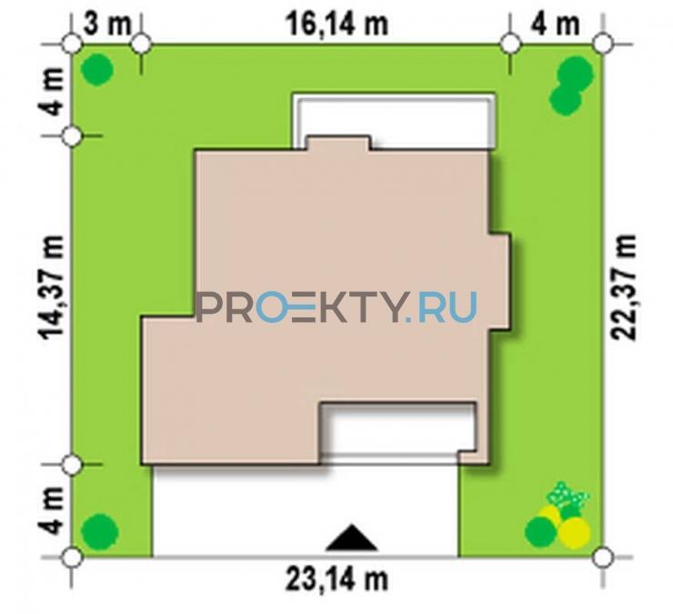 План проекта Zx62 - 3