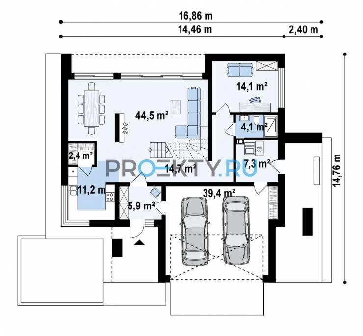 План проекта Zx85 - 1
