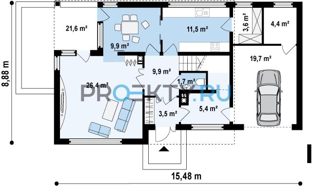 План проекта Zx8 - 2